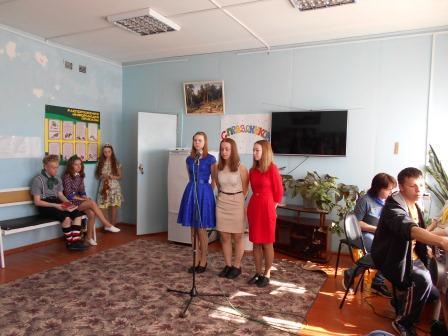 """Слет юных краеведов """"Добрая память"""" с концертом в стационарном отделении"""